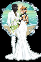 My Big Fat Bothan Wedding by Acaciathorn