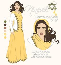 Nineveh by Acaciathorn