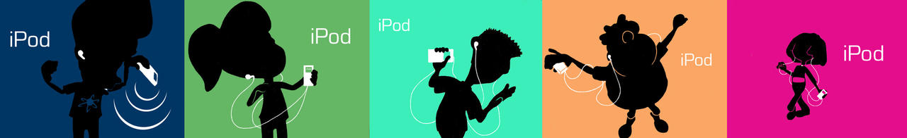 Jimmy Neutron iPod banner