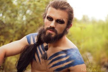Khal Drogo by NataliaLeFay