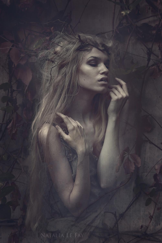 Dark Forest Nymph by NataliaLeFay