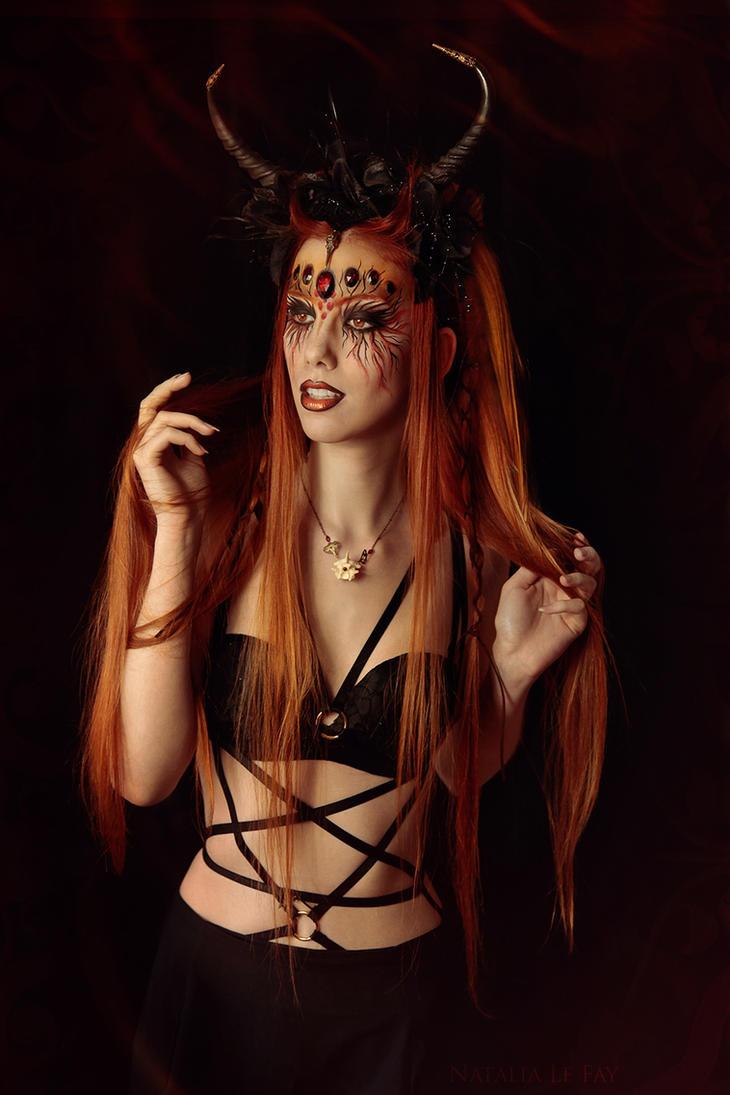 Samhain Demon II by NataliaLeFay