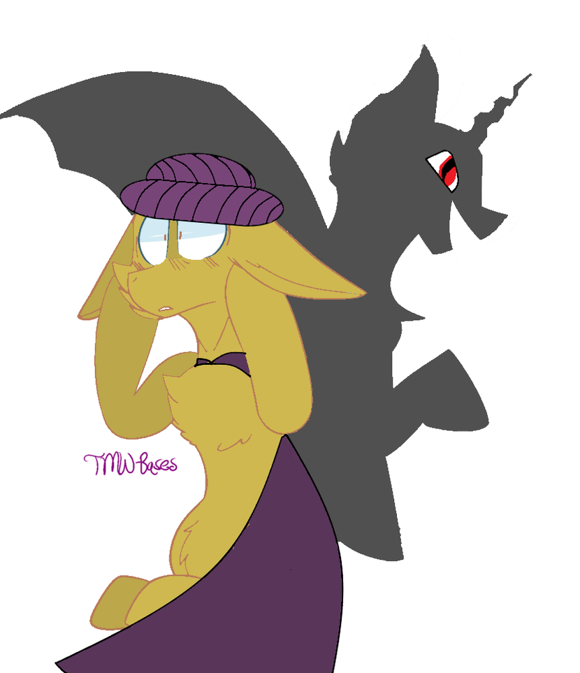 Voldemort and Quirrell by Springeta