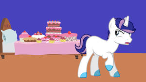 Who the hell put cake on my bed?!?!?!?! by Springeta