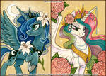 Princesses of Night and Day