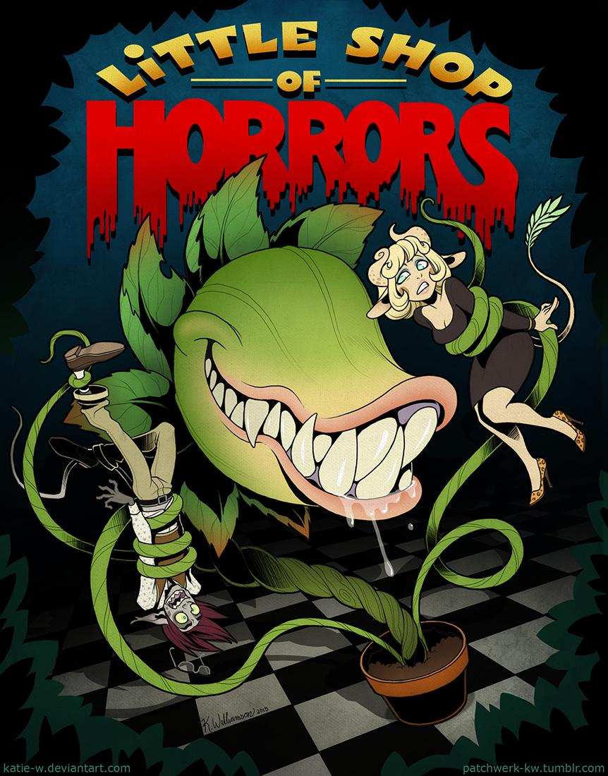 Halloween 2015: Little Shop of Horrors by Katie-W