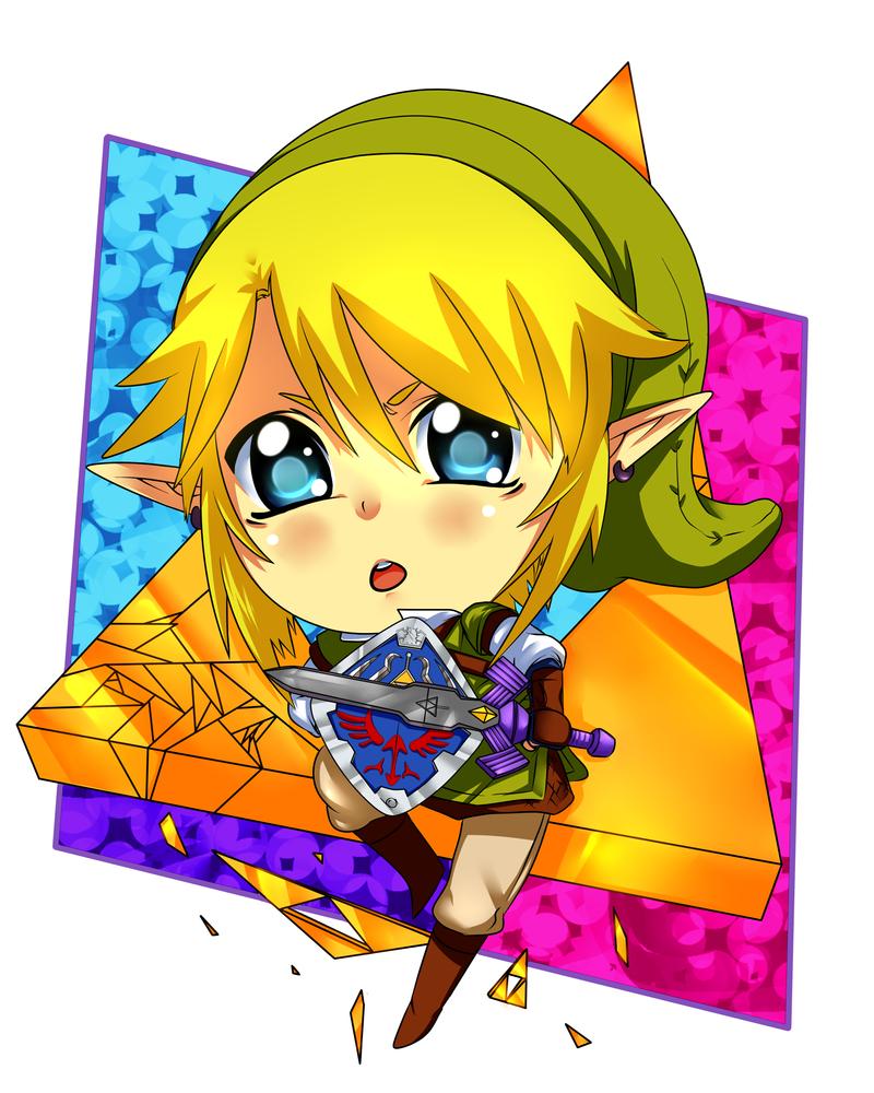 Chibi Link by tariah23