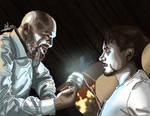 Stealing Tony Stark's Heart