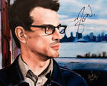 Matthew Good- Vancouver by CanadianMaple09