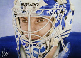 Jonas 'The Monster' Gustavsson by CanadianMaple09