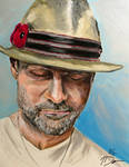 Gord Downie by CanadianMaple09