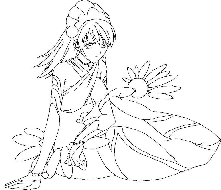 Line Drawing Mermaid : Mermaid sora line art by princess serenaty on deviantart