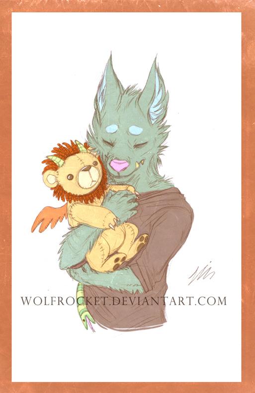 36. Precious Treasure by WolfRocket