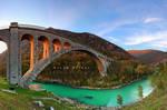 Solkan bridge - Dream bridge