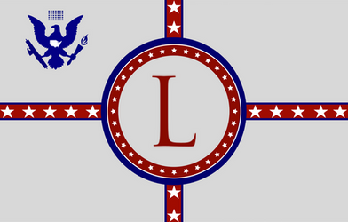 Southern Style flag for the Silver Legion by 115USMValor
