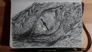 The eye of Smaug