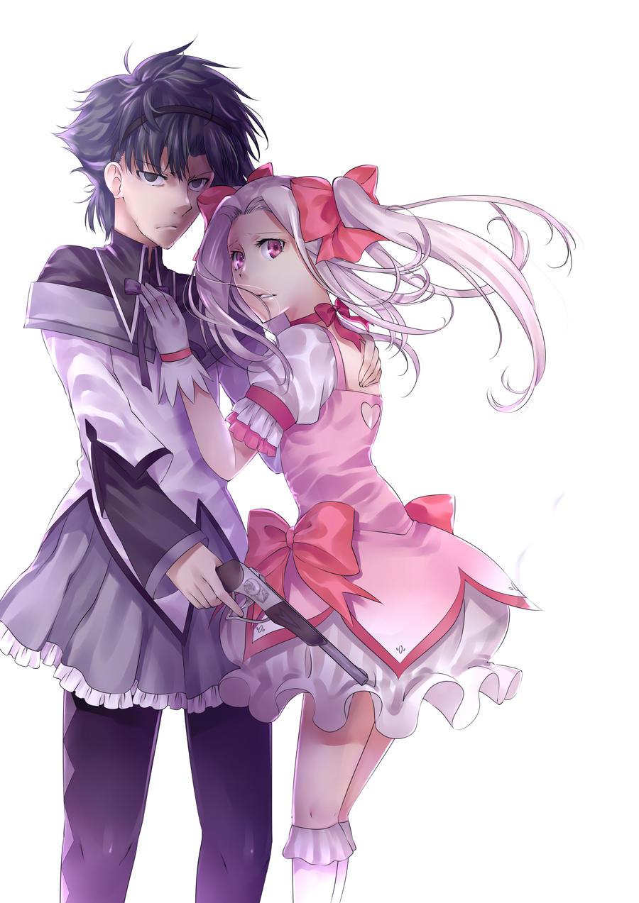 I Will Protect You by FutatsunoKaanjitsu