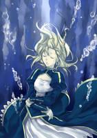 Deep in the Sea of Sorrow by FutatsunoKaanjitsu