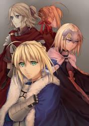 Great Heroes of Their Time by FutatsunoKaanjitsu