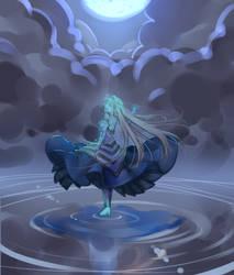 Under the Moonlight by FutatsunoKaanjitsu