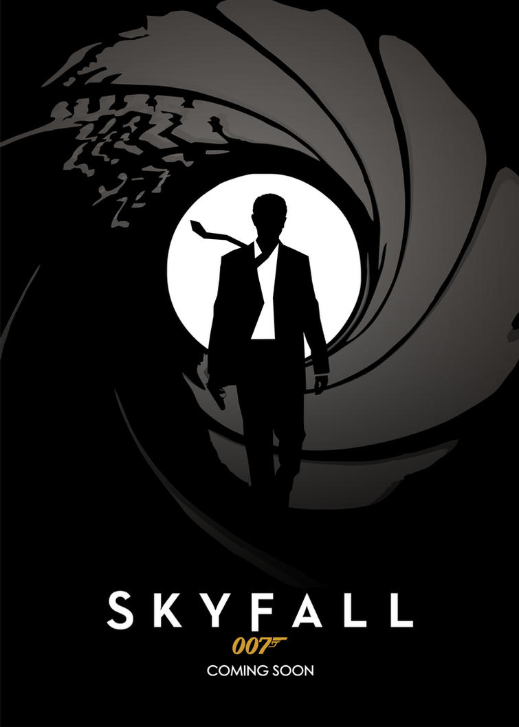 James Bond 007 Skyfall by JAMES-MI6
