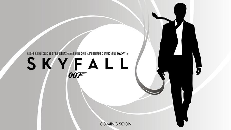 Skyfall teaser poster by james mi6 on deviantart - Mi6 desktop wallpaper ...