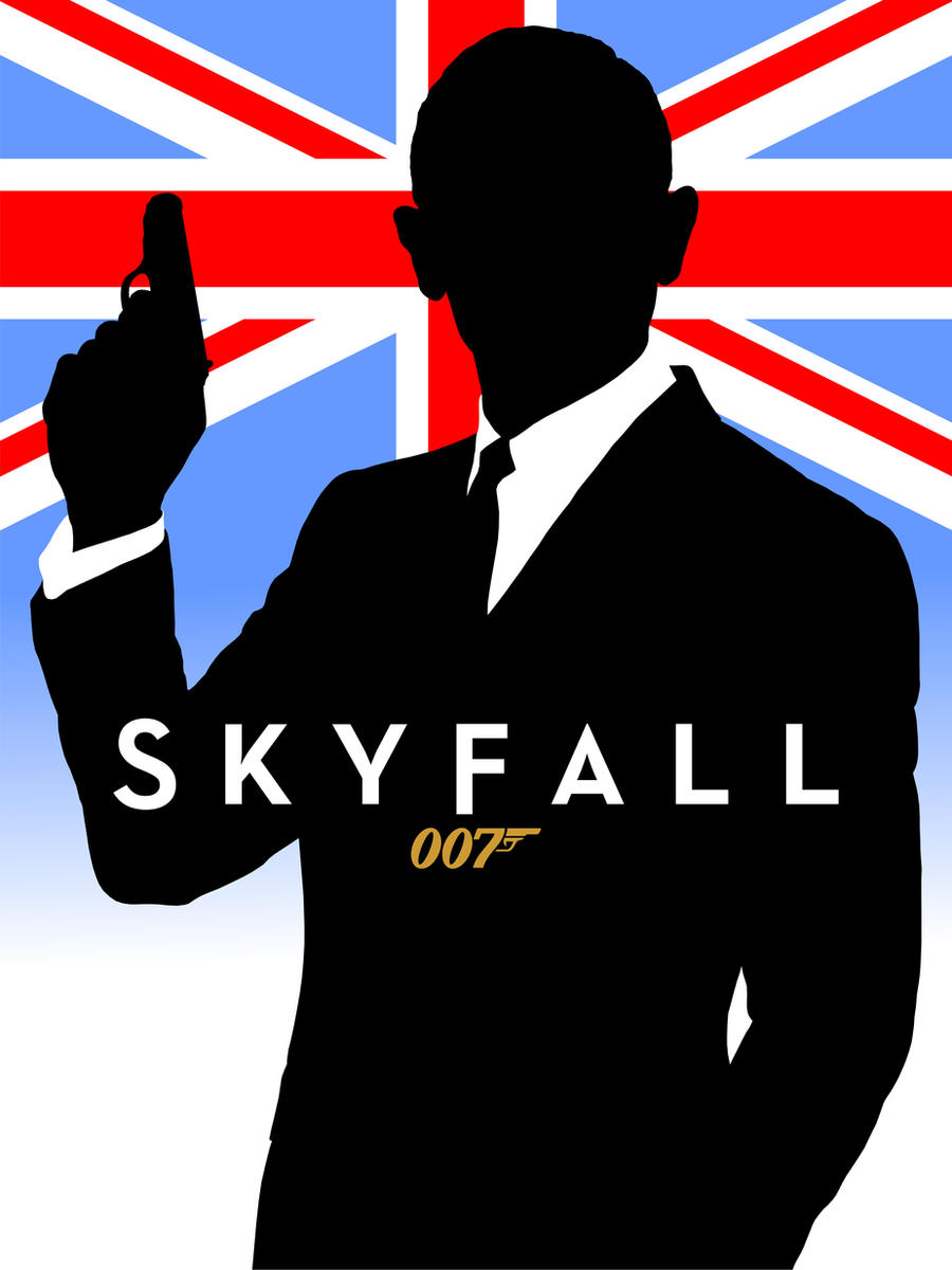 Skyfall by JAMES-MI6