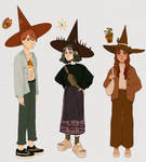 Witch ootd