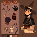 Witchy Moodboard