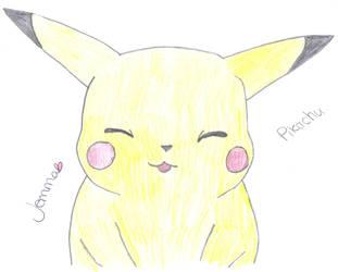 Pikachu by JemmaLou94