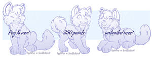Revamped p2u Chibi puppy base