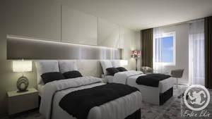 Hotel room 2 by erdenekin