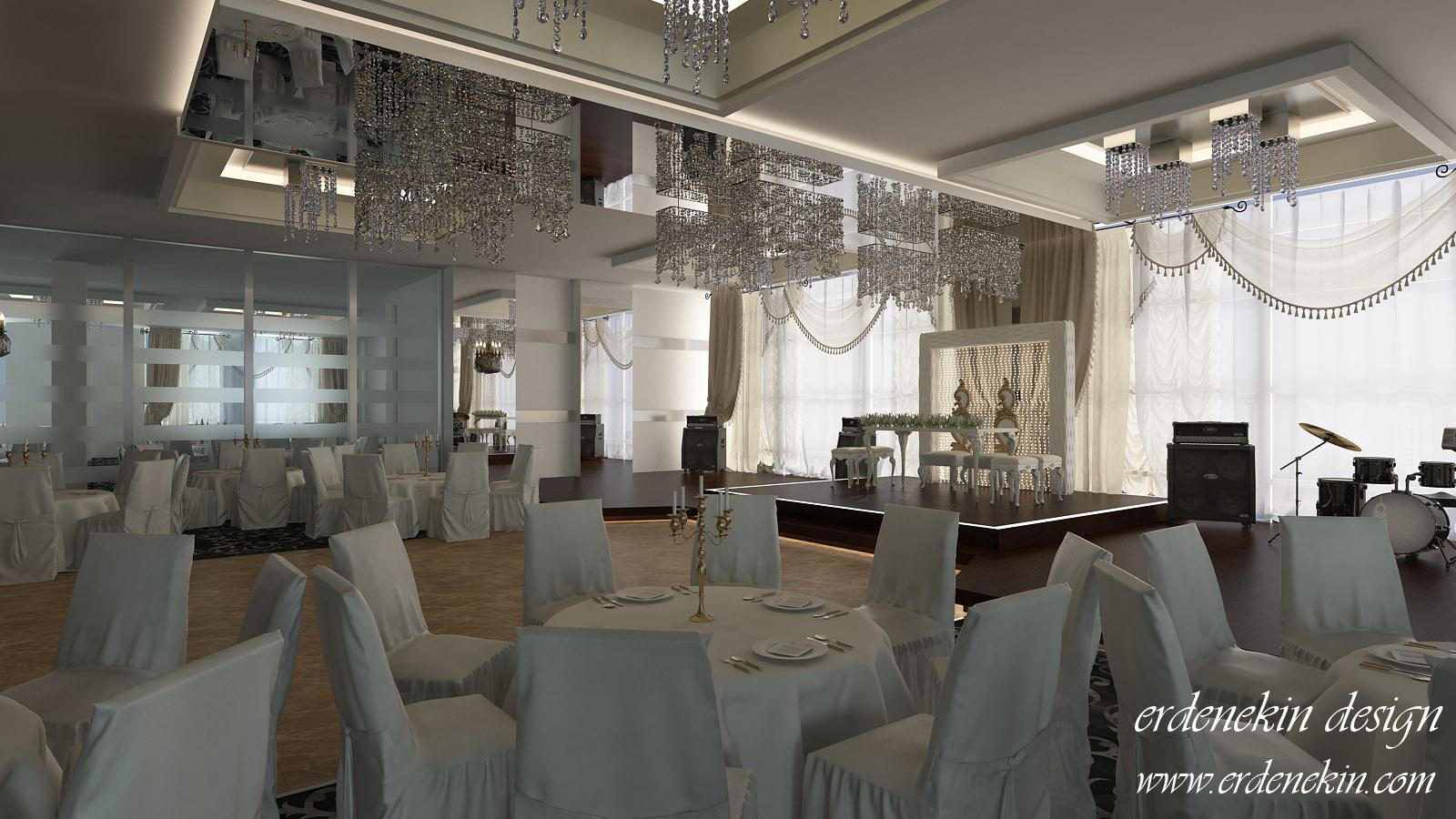 Wedding hall by erdenekin on deviantart for Marriage hall interior designs