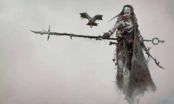 FYUL the Wyrdhuntress
