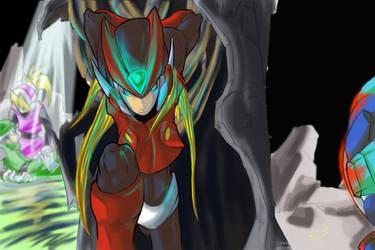 Zero's Awakening 'finished' by Throgg