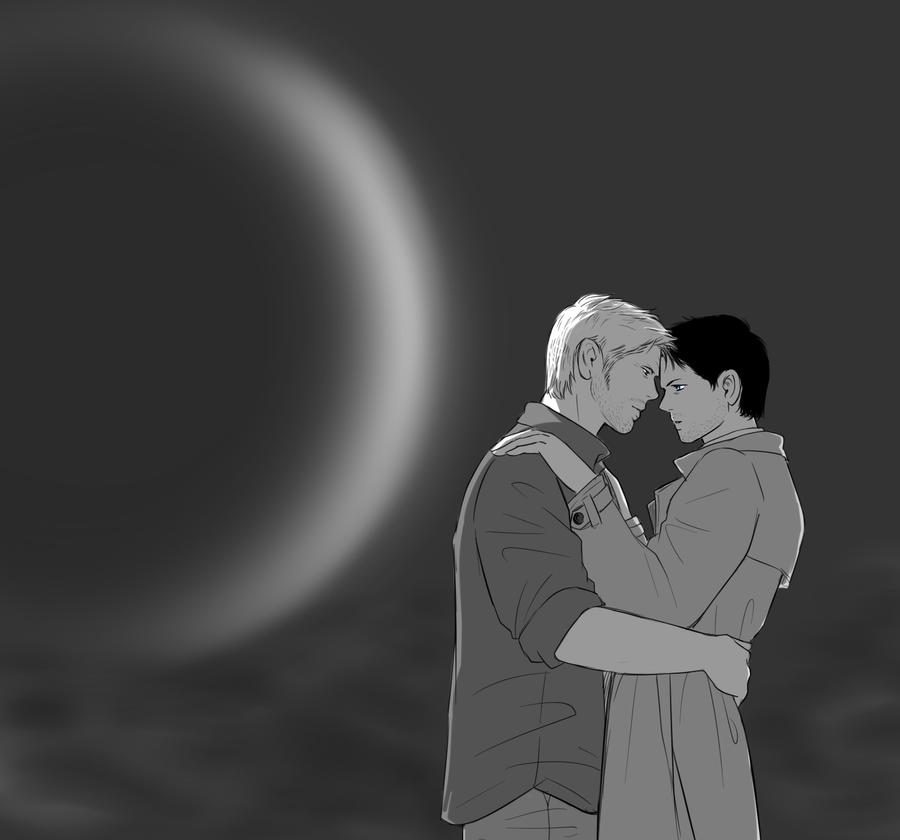 SPN : Lucifer, Castiel 14 By Ne2nyeon On DeviantArt
