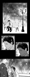 SPN : Dean, Castiel 5 by ne2nyeon