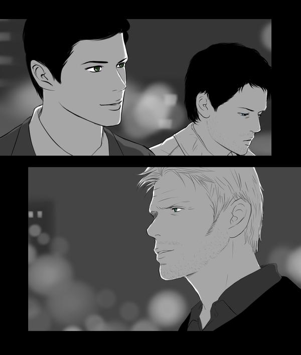 SPN : Michael, Lucifer, Castiel By Ne2nyeon On DeviantArt