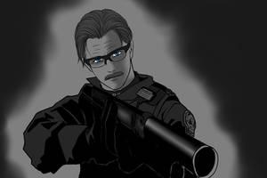 TDK : Lt. Gordon