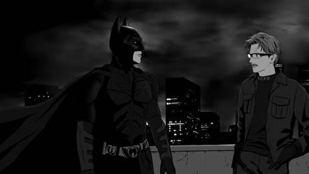 TDK : Batman, Gordon