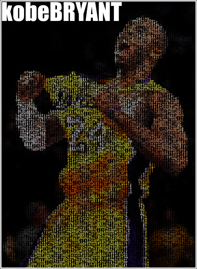 Kobe. by itmustbejazz