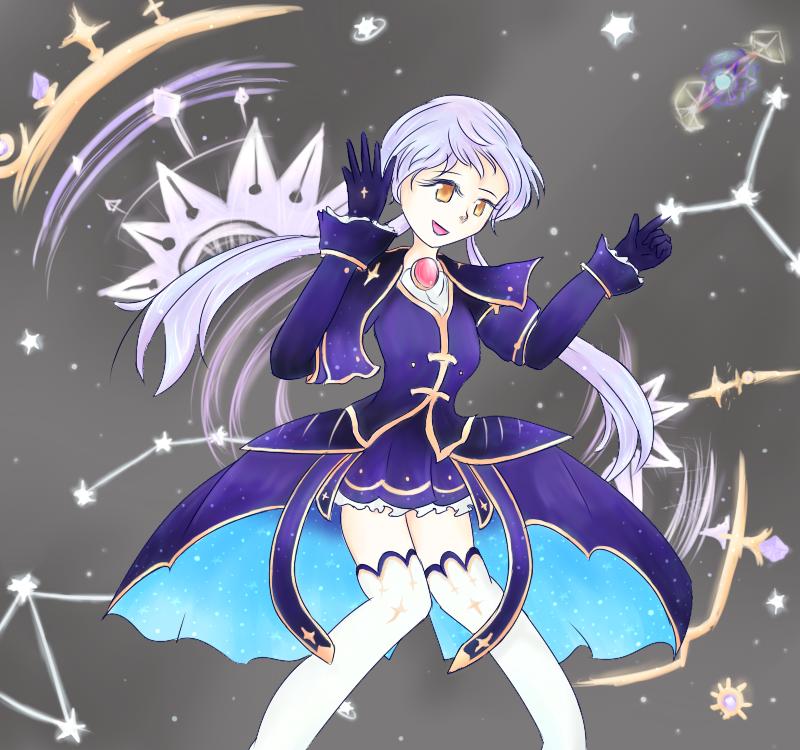 Celestial Master by cyndaquilgirl