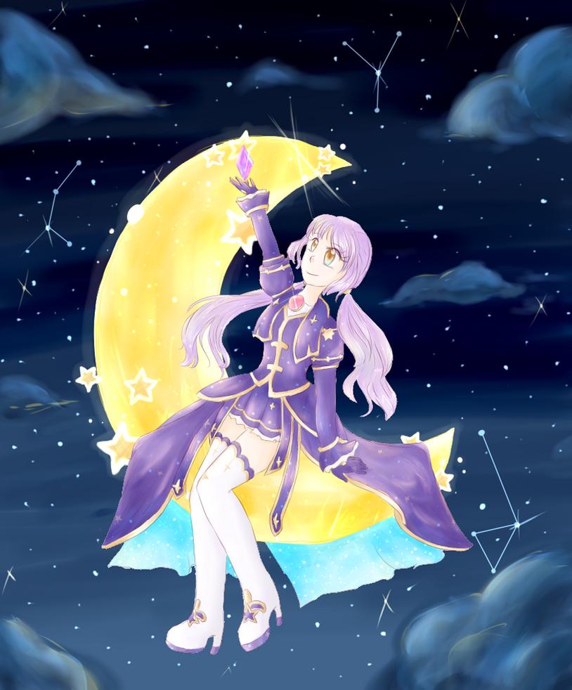 ~ Celestial Master ~ by cyndaquilgirl