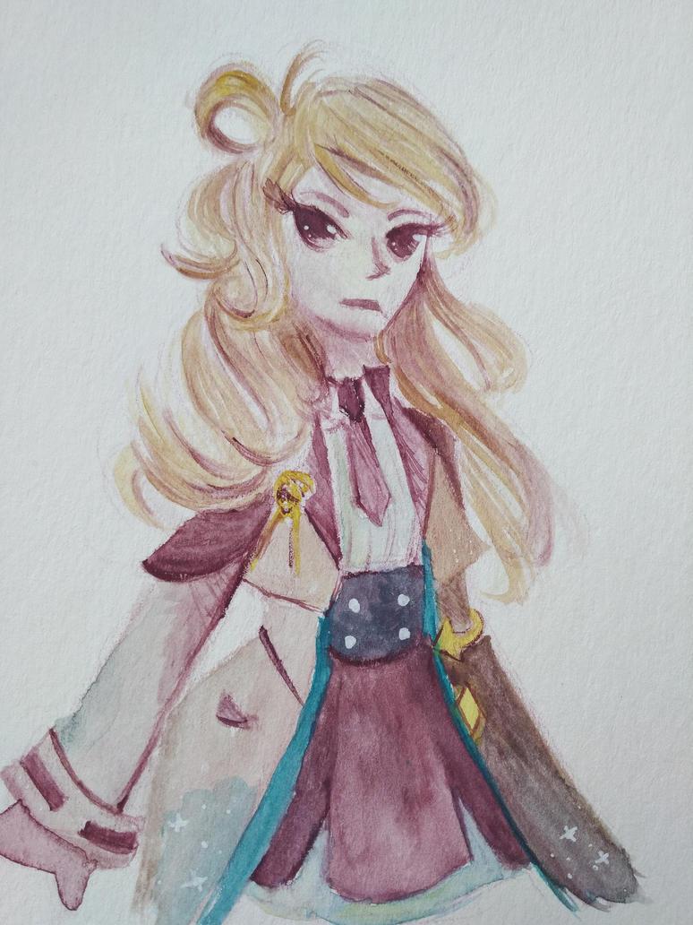 Elrios Detective by cyndaquilgirl