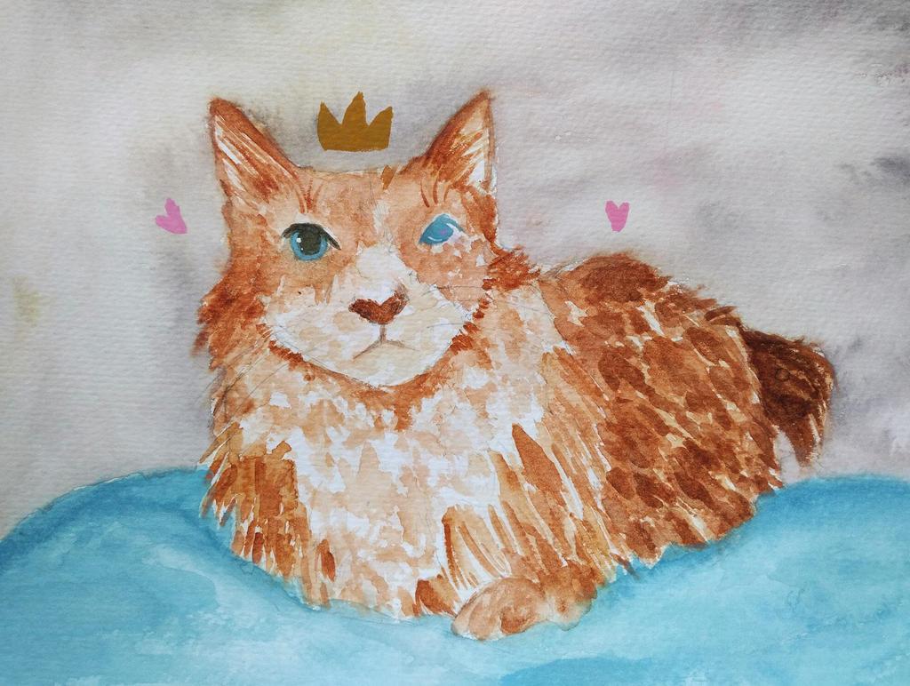 Princess by cyndaquilgirl