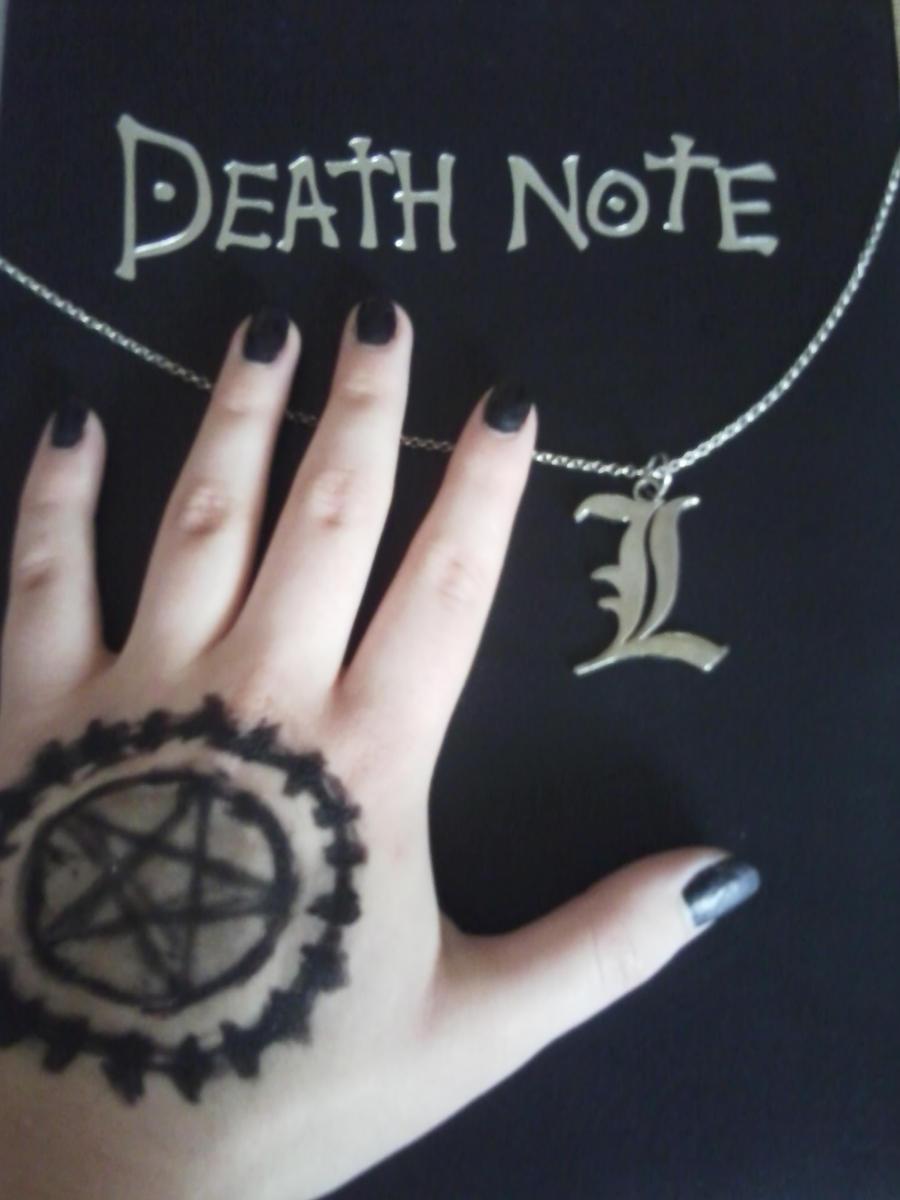 Death Note and Kuroshitsuji boredom by LoudMouth321 on DeviantArt