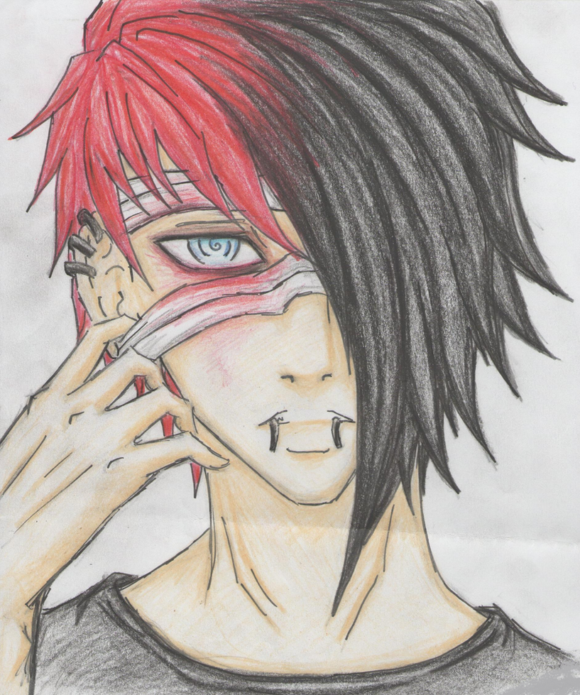 Profile: Emo Kid By LoudMouth321 On DeviantArt