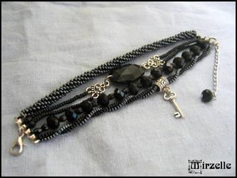 Bracelet Simple Black