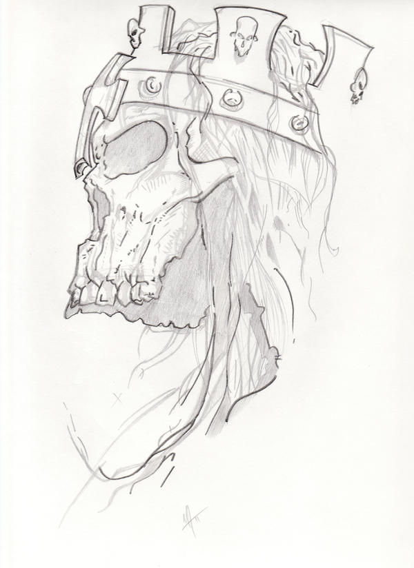 Triple H Skull Tattoo   www.pixshark.com - Images ...