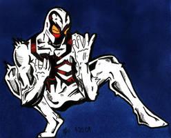 Anti-spiderman by spyder8108
